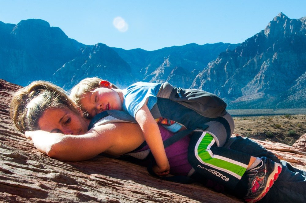 Managing an Outdoor Meltdown - Outdoor Families Magazine