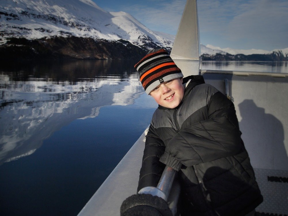 Wintertime Family Fun in Anchorage - Part I