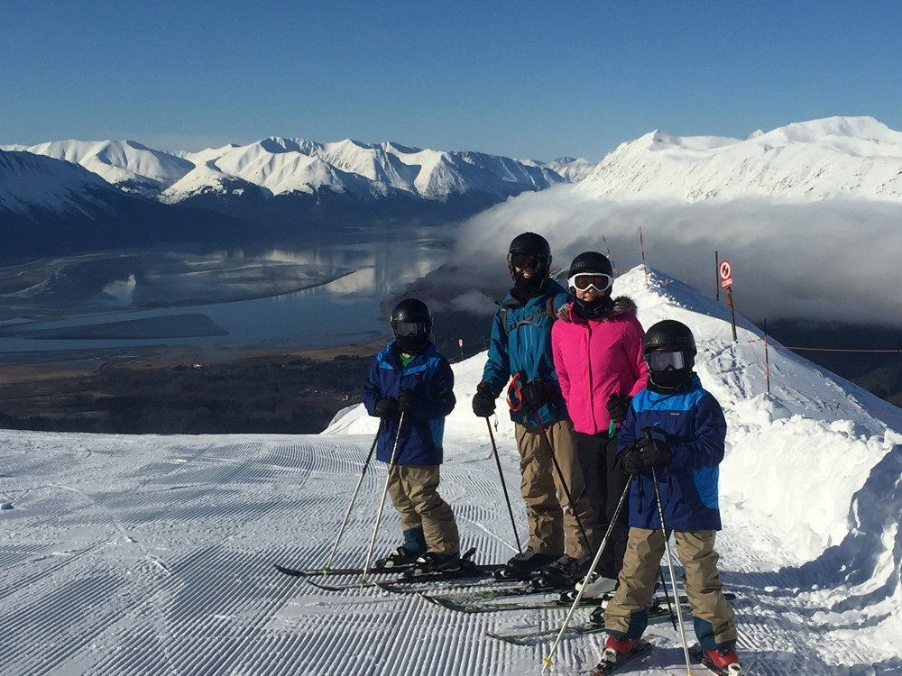 Wintertime Family Fun in Anchorage - Part I - Outdoor Families Magazine