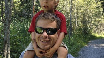 """Adventure Film Producer Bryan Smith: """"Dad-to-be, me"""""""