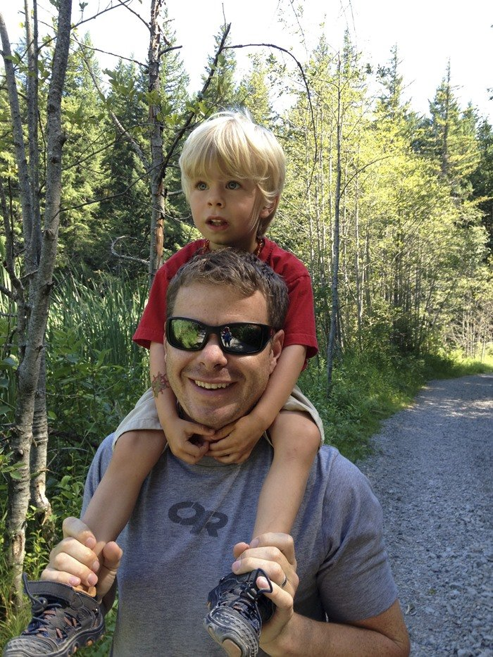 "Adventure Film Producer Bryan Smith: ""Dad-to-be, me"" - Outdoor Famiilies Magazine"