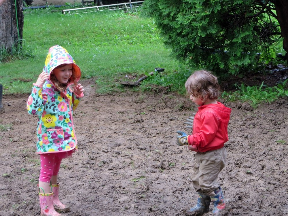 10 things to expect from all outdoor children
