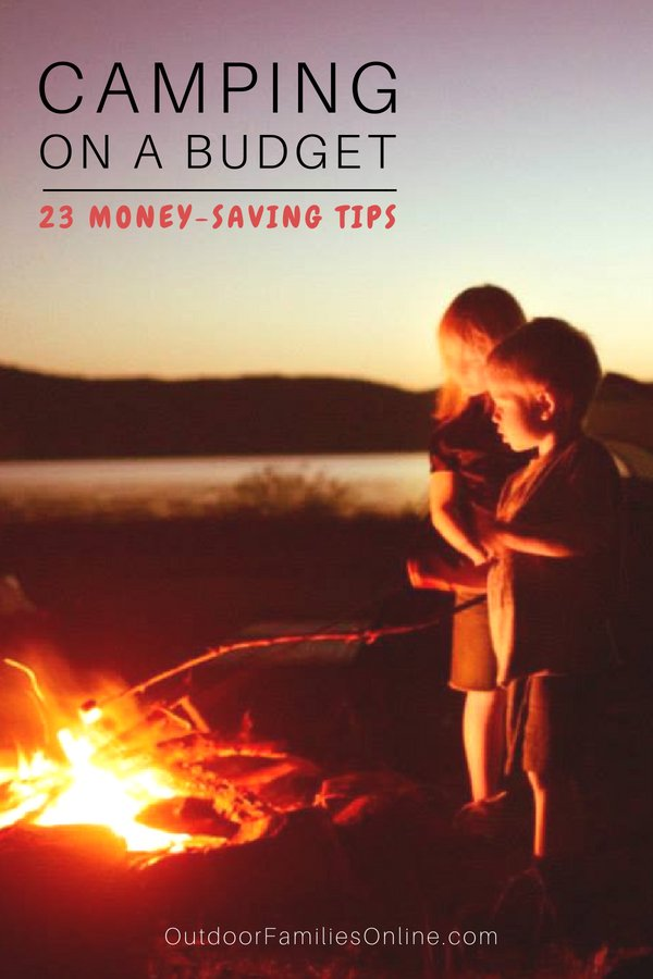 Camping is a great way to take a cheap family vacation. Learn how to save money, while having a memorable and fun cheap family camping trip.