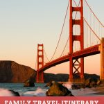 Pacific Coast Highway, Route 1 Family Road Trip Tips & Tricks