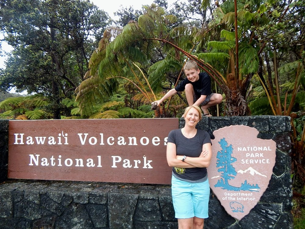 Hawai'i Volcanoes National Park: Exploring the Big Island's explosive history -Outdoor Families Magazine