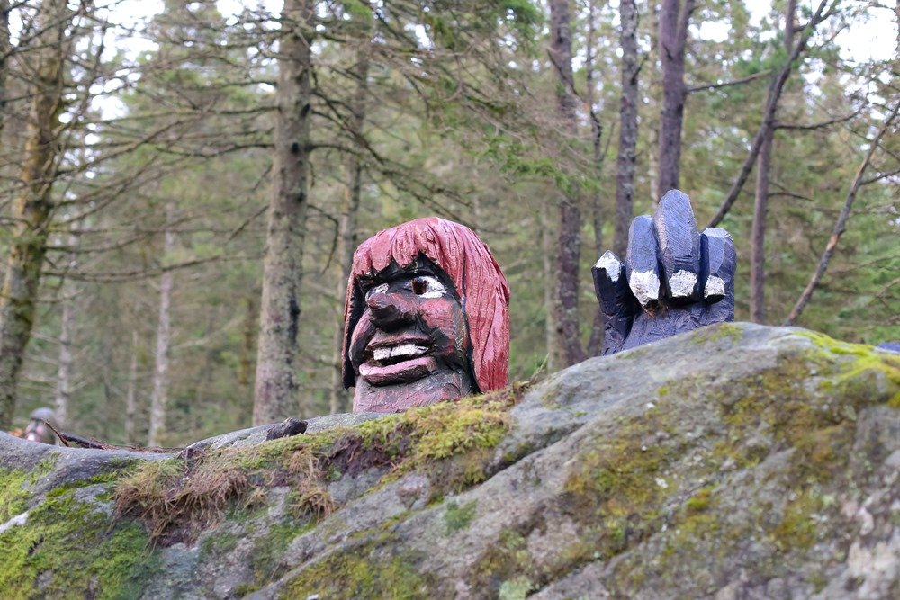 Norway's Whimsical Troll Forest - Outdoor Families Magazine