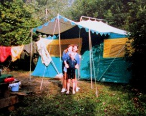 The Circus Tent: A Mother's Legacy - Outdoor Families Magazein