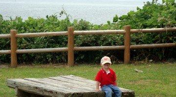 Exploring Japan's Sarushima Island with Kids