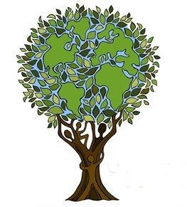 Outdoor Families Magazine Tree Logo - Cheryl Robertson Rosa