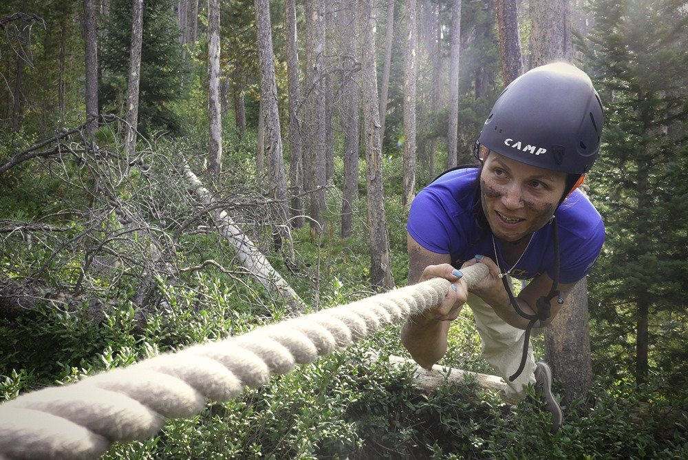 "A Chance for Family Bonding at the Bear Grylls Survival Academies - Q&A with the ""Man vs. Wild"" Star"