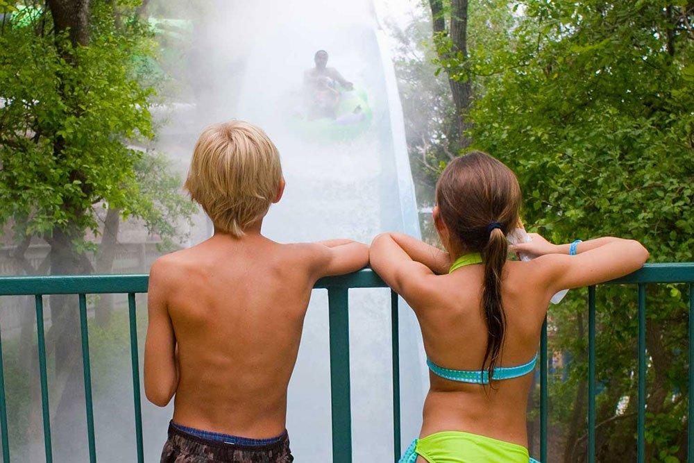 Schlitterbauhn water park texas