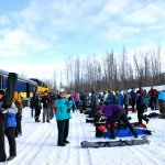 Alaska Ski Train – All aboard for family winter fun in the 49th State