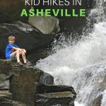 Looking for a great family hiking in Asheville, NC? Here are our favorite family friendly hikes in Asheville, perfect for families with kids!
