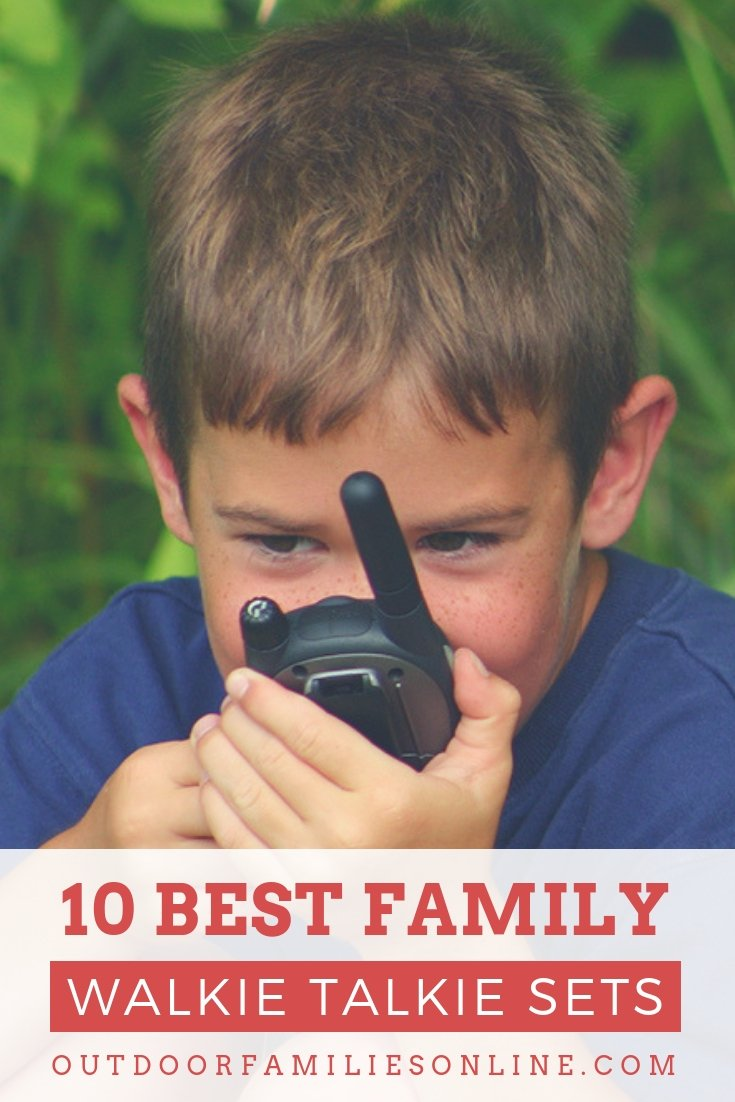 Kids walkie talkies are both fun and educational, and make it easy for the whole family to stay in touch. Looking For the best kids walkie talkie or a set of walkie talkies for the whole family? Check out our family walkie talkie buying guide and our 10 best family walkie talkie set now! Roger, Roger. Over and out.