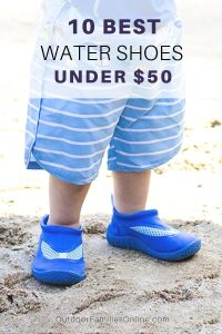 Not sure what to look for when buying kids water shoes? Our Expert Kids Water Shoes Buying Guide answers your questions + top 10 best water shoes under $50.