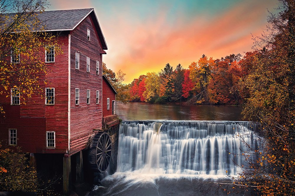 best USA fall foliage destinations