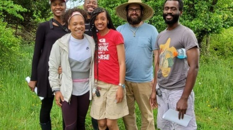 A Community Farm in Downtown Baltimore? Yep. And They Need Our Help