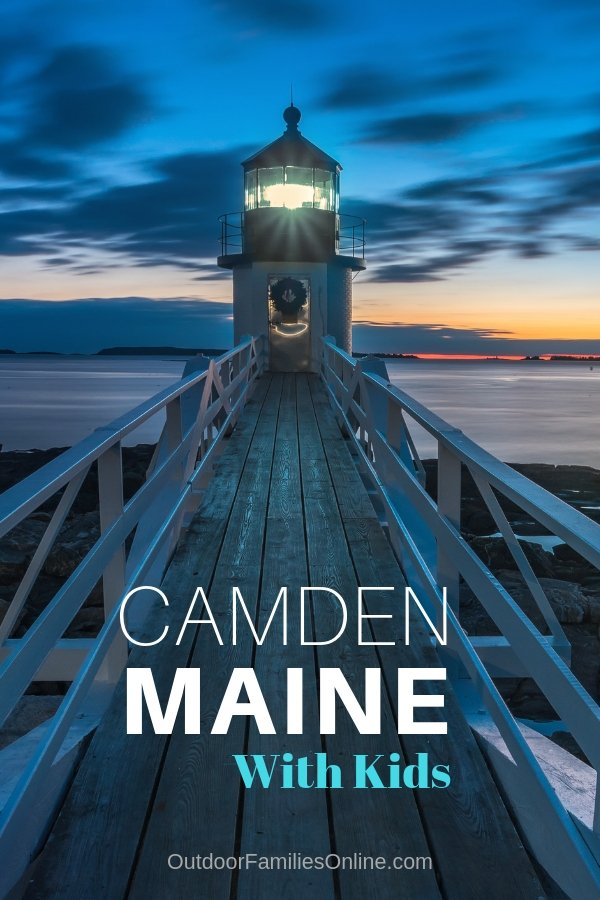 Explore rocky beaches, sail bright blue Atlantic waters, and enjoy fun-filled outdoor family excursions with this list of 40+ things to do in Camden Maine.
