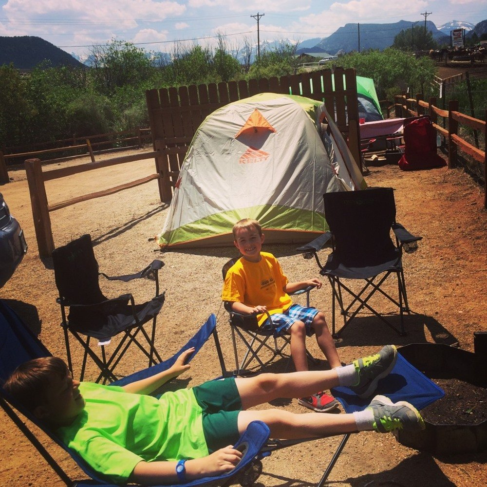 First-time camping tips from a reluctant camper - Outdoor Families Magazine