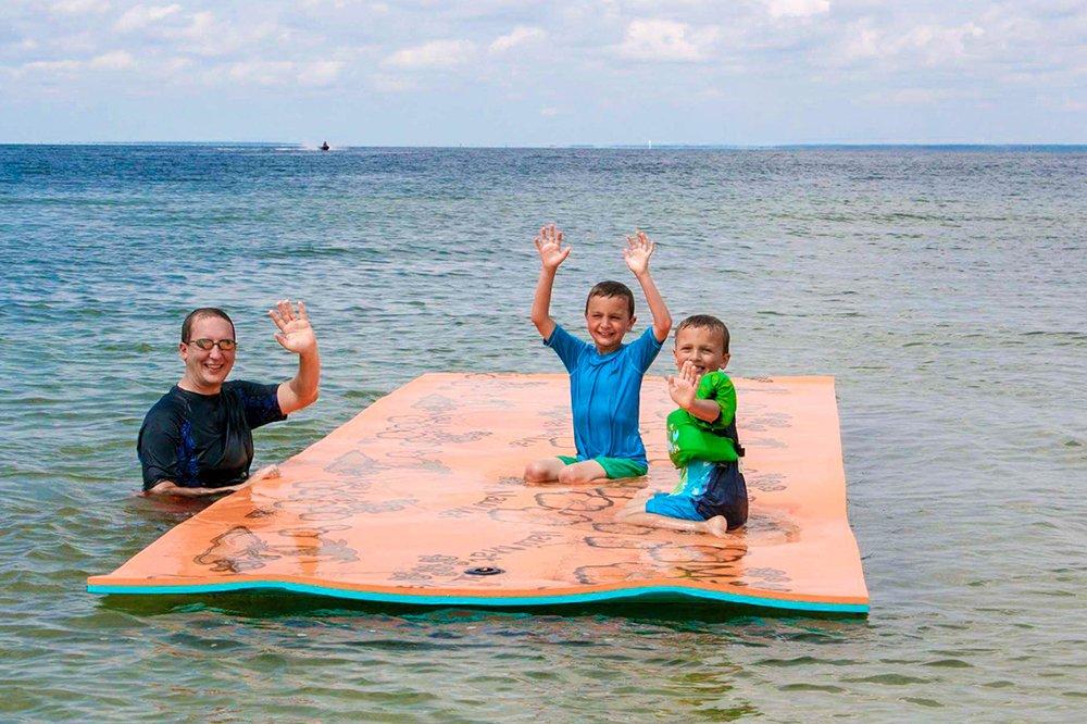 Cape Cod family beach