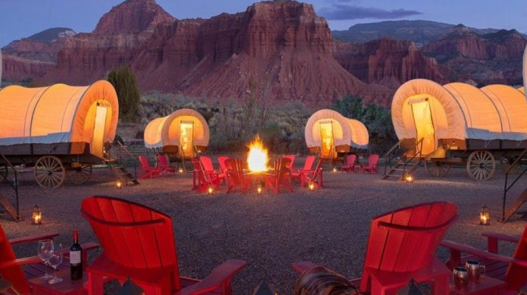 8 Reasons Why Glamping at Capitol Reef Resort Should Be on Your Family Travel Bucket List
