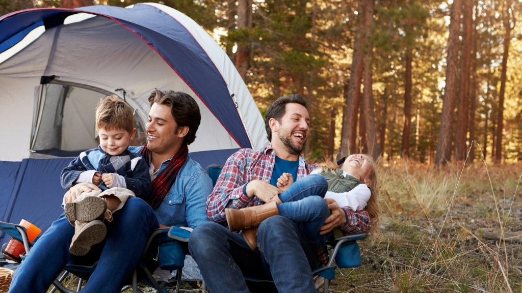 cheap family camping tips tricks