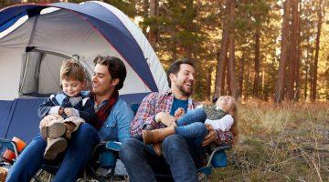 cheap family camping tips tricks