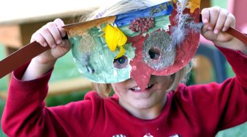 10 Easy Crafts For Kids Inspired By Mother Nature