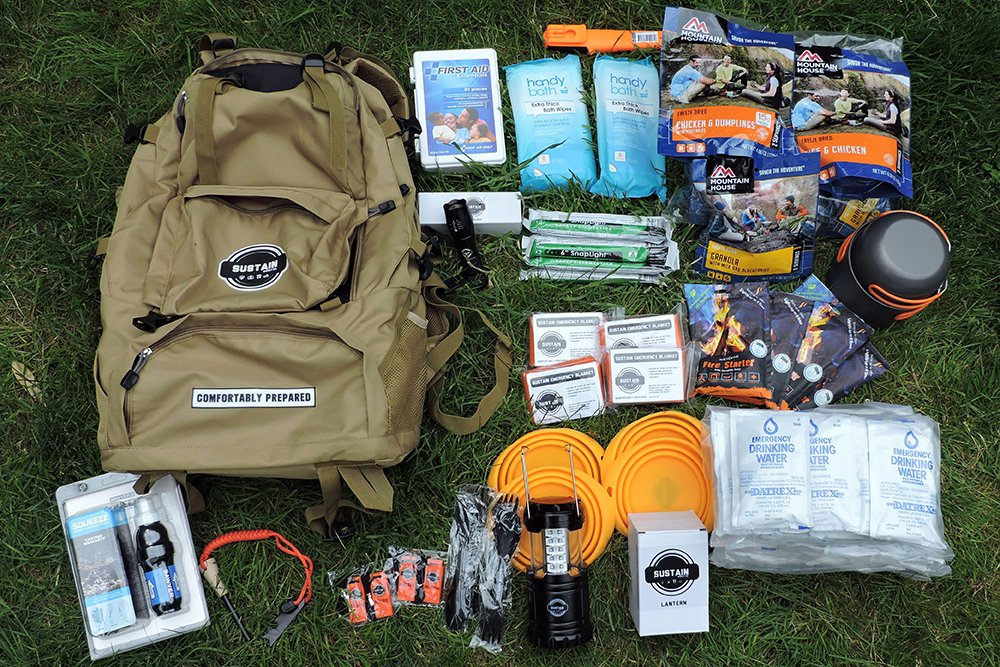 emergency survival kit review