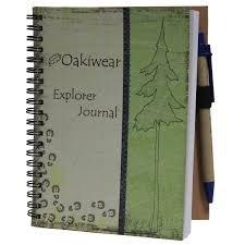 Gear Guide 2015 February Oakiwear Explorer Journals