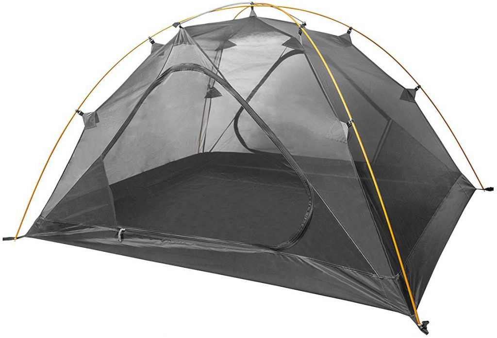 family backpacking tent