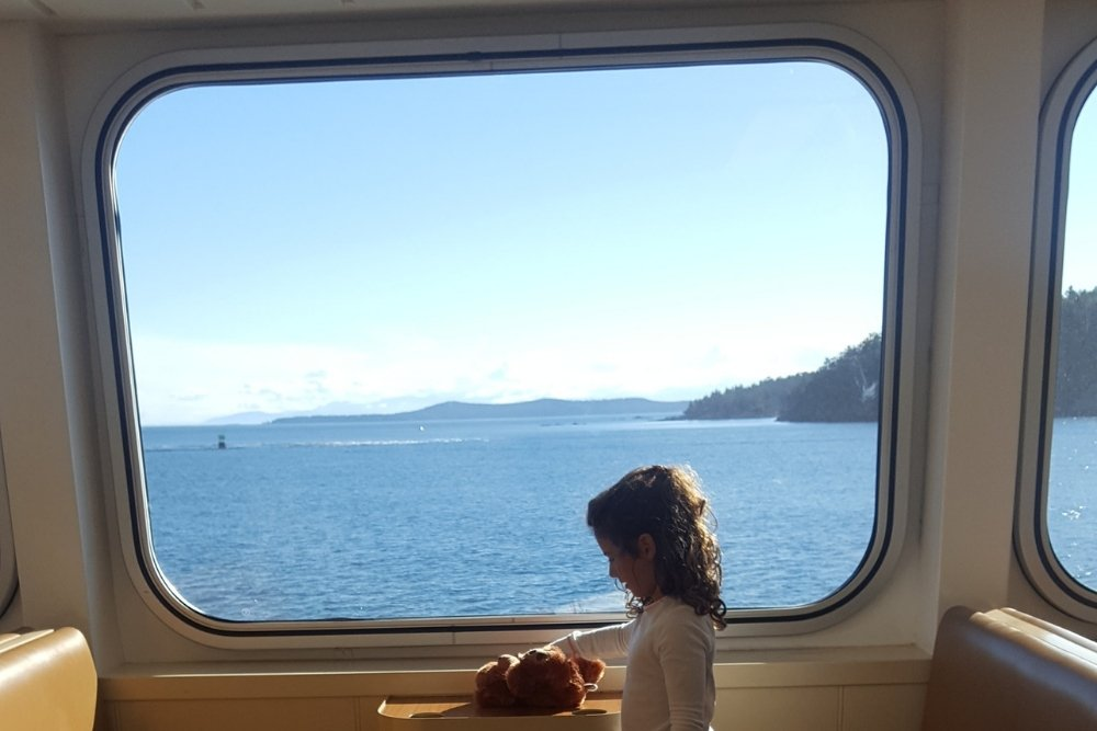 family travel san juan islands