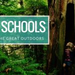 forest school kids outdoor education