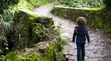 Cinque Terre With Kids: Hiking the famous blue trail