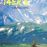 Tips & Tricks for Hiking Colorado's 14ers with Kids