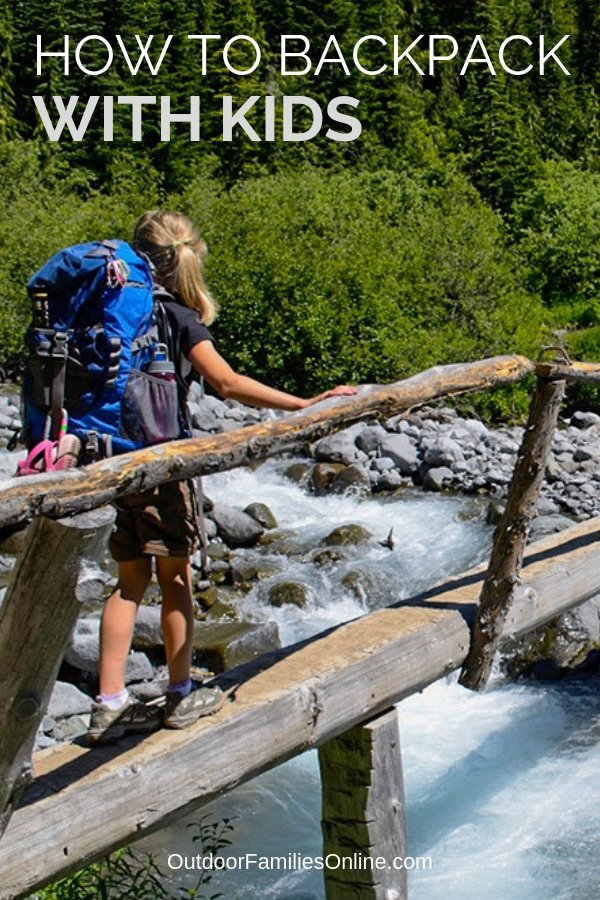 Backpacking with kids is a wonderful way to reconnect and unplug. Use our essential family backpacking checklist to make planning easier.