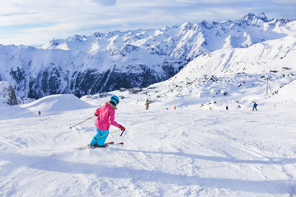 how to ski best family ski resorts