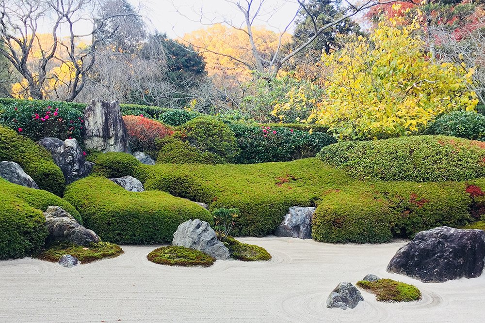 Japanese Botanical Garden Design Ideas