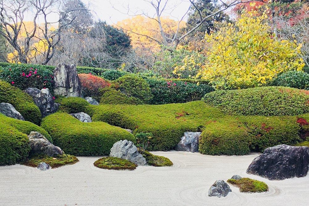 Anese Botanical Garden Design Ideas