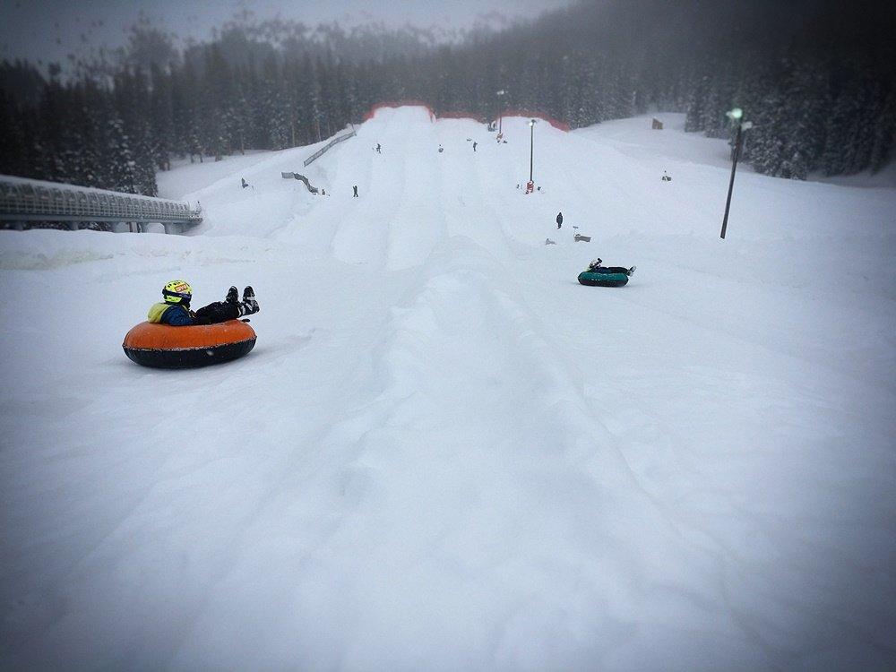 Families Find Supreme Snow Fun at Colorado's Keystone Resort - Outdoor Families Magazine
