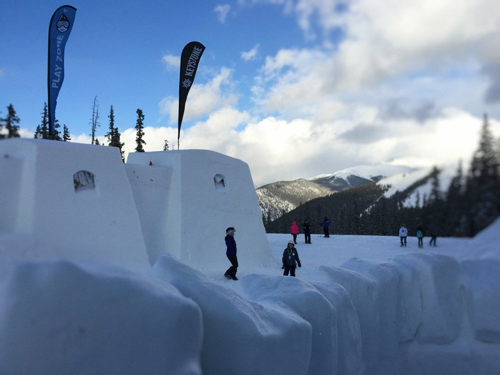 Families Find Supreme Snow Fun at Colorado's Keystone Resort - Outdoor Families Magazine