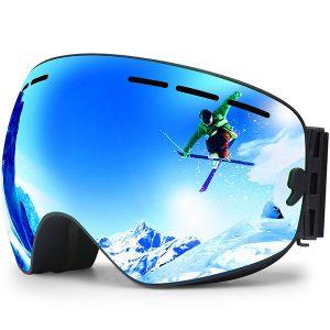 best kids ski goggles