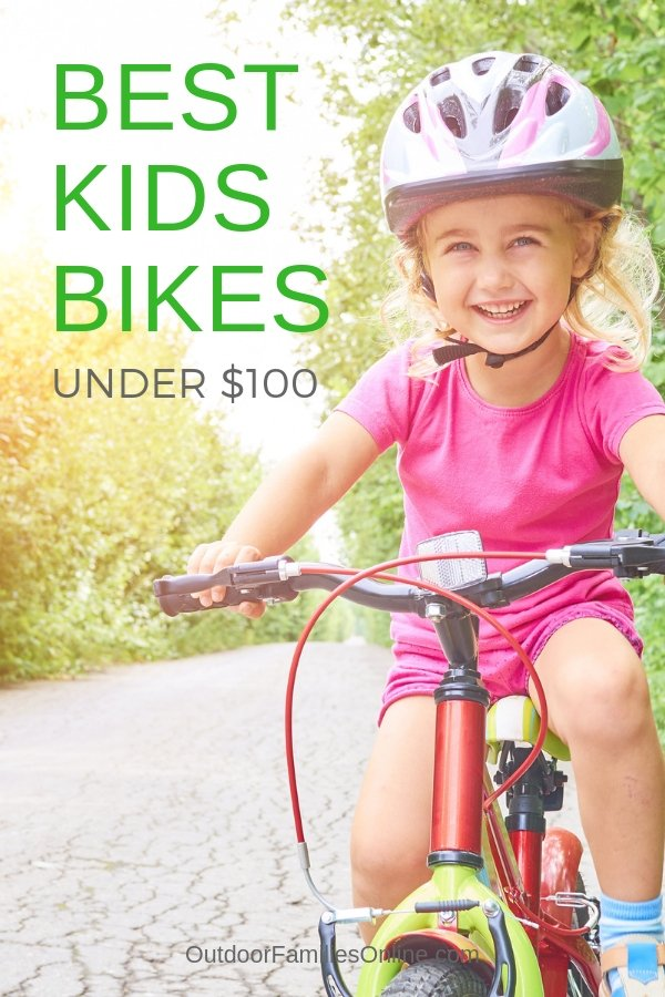 Whether you're looking for bicycles with training wheels or the best bike for older boys and girls, you'll find what you need with our complete 2018 Bicycle Buying Guide to the best kids bikes under $100.