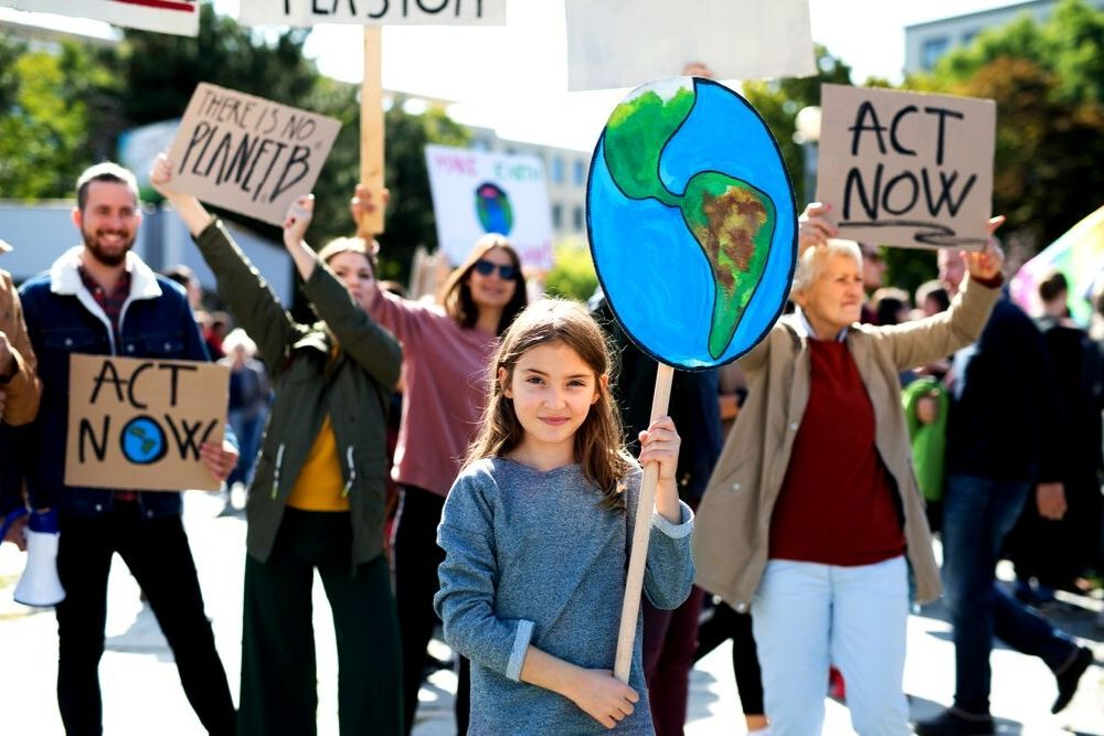 how to talk to kids about climate change global warming