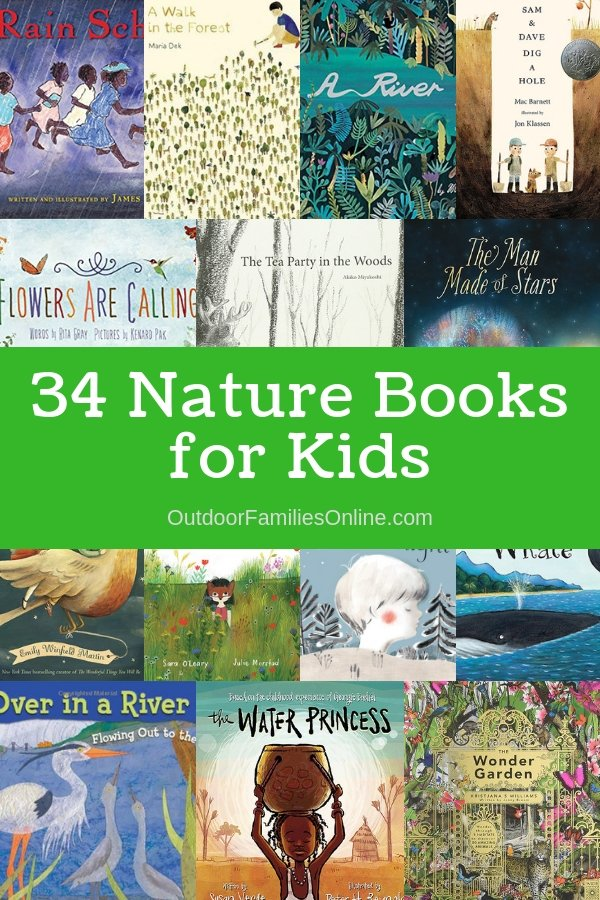 34 of the Best Children's Books About Nature. This list of nature books for kids includes books that will provide your family with hours of entertainment.