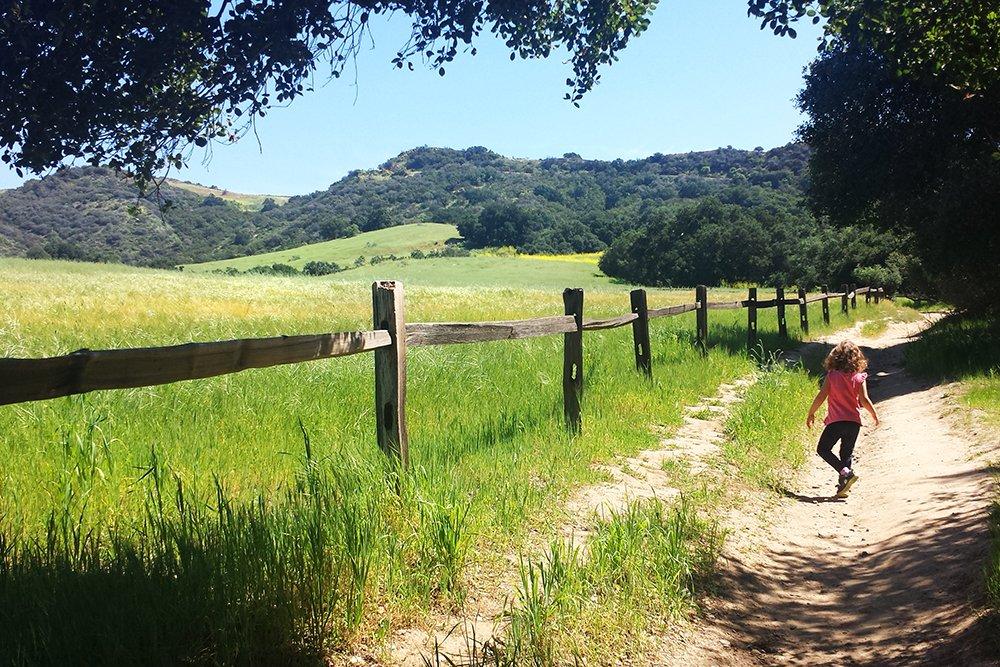 kid-friendly hiking in los angeles