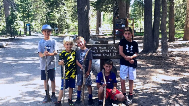 Mammoth Lakes, California: Summer family travel just got more adventurous