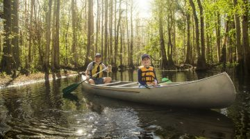 outdoor family travel mobile, alabama