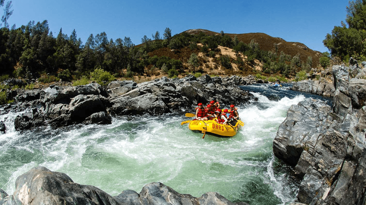 The 12 Best Family-Friendly Whitewater River Rafting Trips in the U.S.