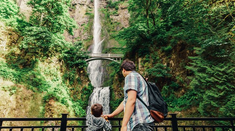 Oregon State Parks: A Family Guide to Hiking, Camping, & Exploring